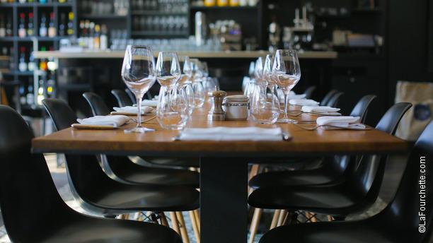Restaurant la table de cyb le boulogne billancourt - Restaurant la table des delices grignan ...