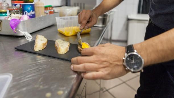 Chez Mymy Le chef