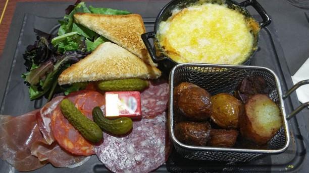 Restaurant au bureau villars à villars 42390 menu avis prix et