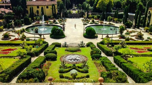 Villa Garzoni La villa