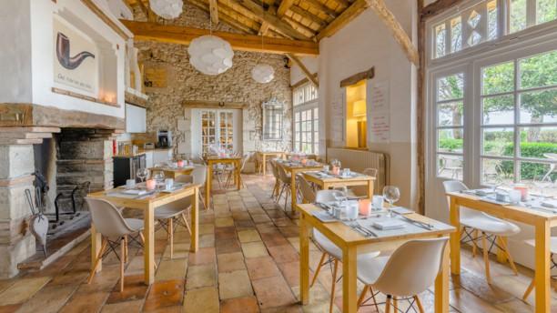 Cap de Castel Salle du restaurant