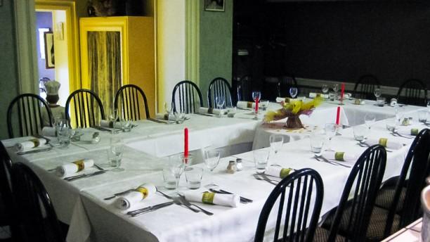 L'Alambic Table pour groupe