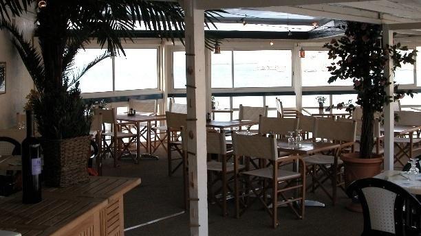 Le Petit Pavillon La salle de restaurant