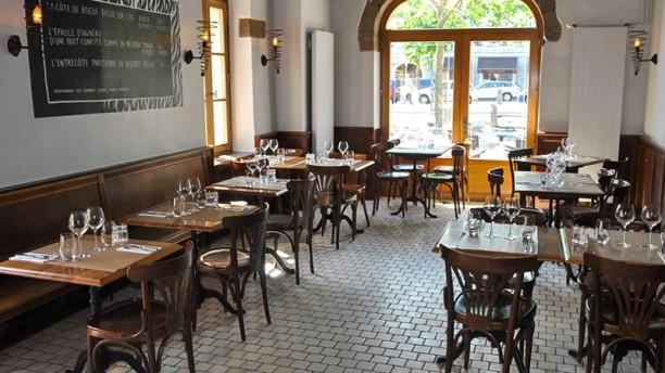Café du Marché Carouge Salle