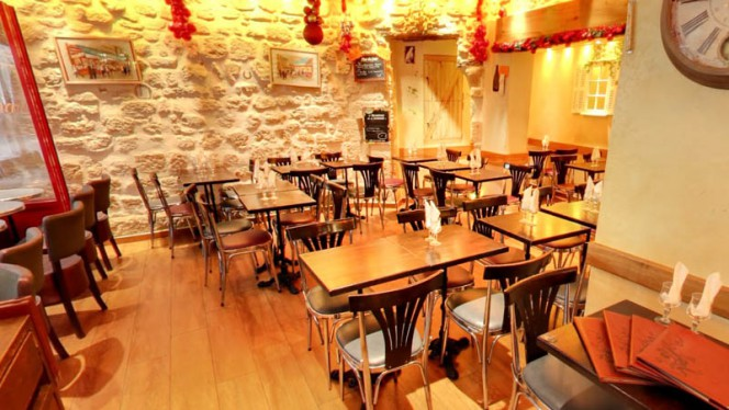 Chez Hanna - Restaurant - Paris