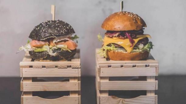 Ohibò hamburger e sea burger pranzo