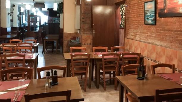 Restaurante la marimba en barcelona casa batll paseo de - Restaurante en paseo de gracia ...