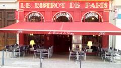 Le bistrot de Paris Français