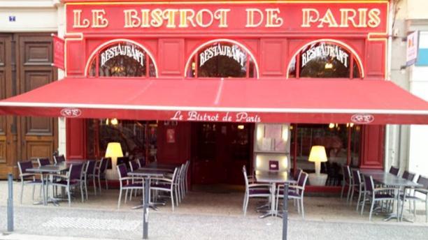 Le bistrot de Paris Devanture