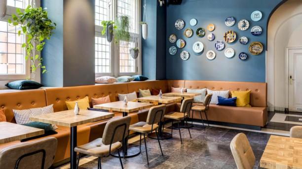 Brasserie Schielandshuis Restaurant