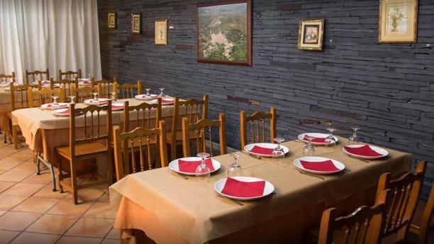 La Fusa Sala del restaurante