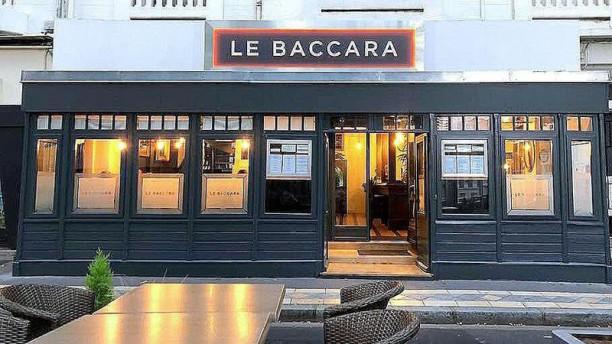 Le Baccara facade