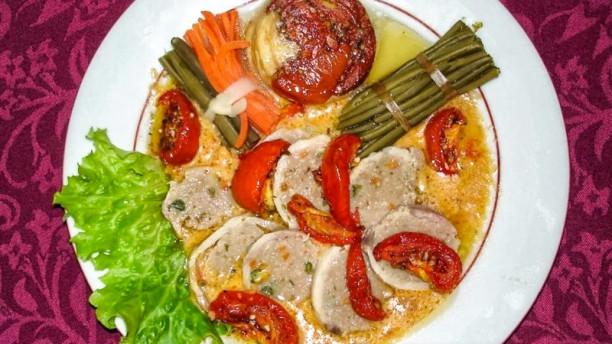 Le Clos Saint André Suggestion de plat