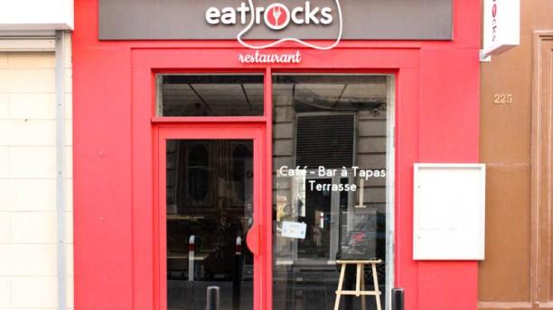 EatRocks façade