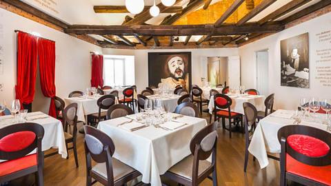 Pavarotti Milano, Milano