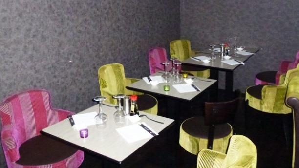 Jin Restaurant Aperçu de l'intérieur