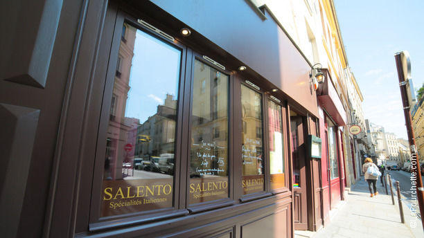 Salento Bienvenue au restaurant Salento