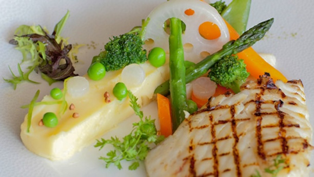 Menu Restaurant La Vallee Dinard