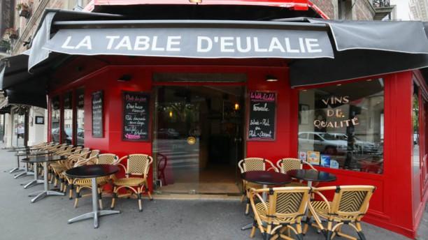 A la table d'Eulalie Devanture