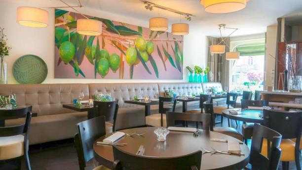 Restaurant Enya Het restaurant