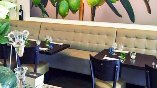 Restaurant Enya Interieur Enya
