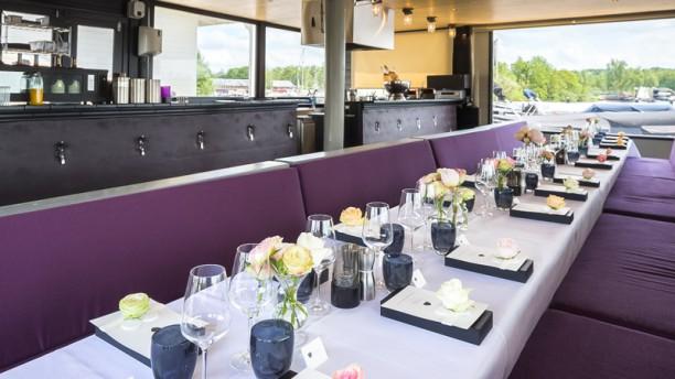 Het Bosch Waterfront Restaurantzaal