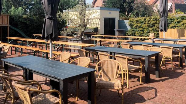 Eetcafe van Miltenburg Terras