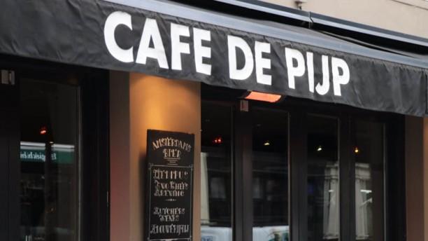 Café De Pijp Ingang