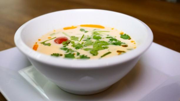 Tuk Tuk - Thaï Street Food Soupe crevettes coco-citronnelle