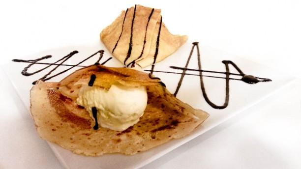 Ginkgo Biloba Dessert