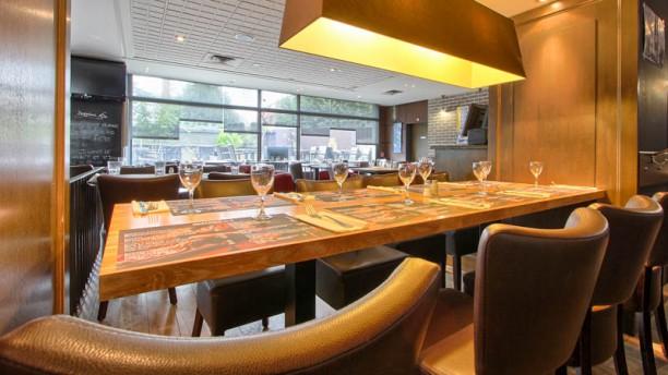 Restaurant l 39 entrep t villette paris 75019 menu for Restaurant ville lasalle