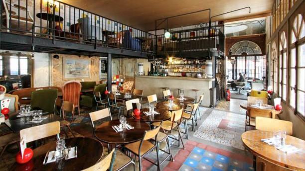 restaurant les blouses by grazie paris 75012 bastille menu avis prix et r servation. Black Bedroom Furniture Sets. Home Design Ideas