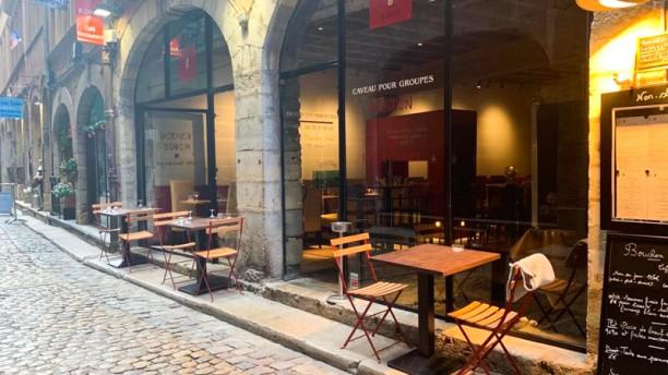 Bouchon Rouge Terrasse