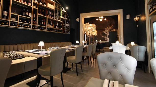 Pane & Champagne Risto-Bistrot Vista sala