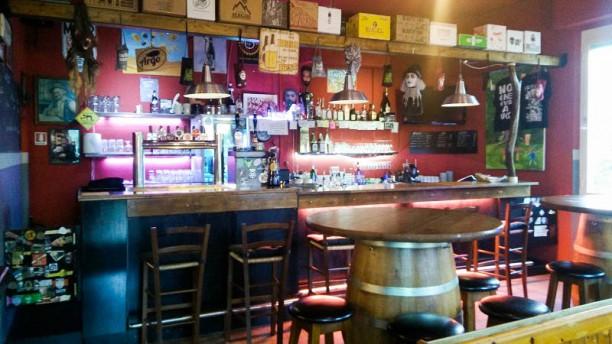 Mc Queen Pub Vista sala