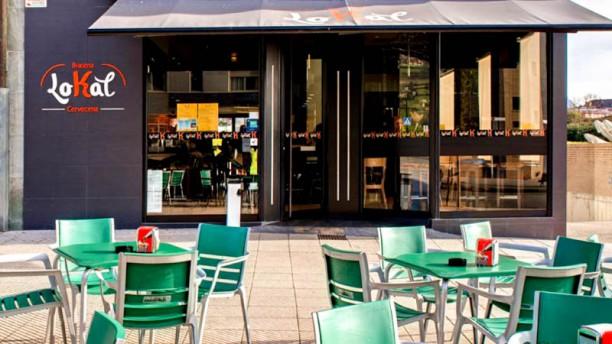 Lokal Braseria - Cerveceria Entrada
