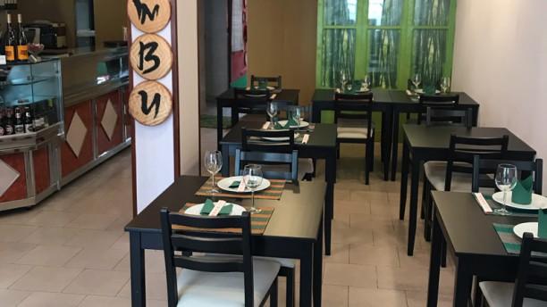 Nhà hàng Tre Vietnam - Bambu Restaurante Vietnamita Vista do interior