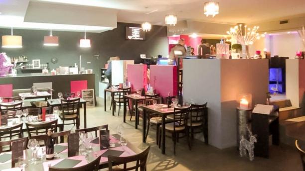 Nibbling Restaurant Vue salle