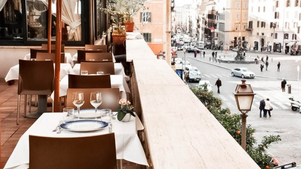 Terrazza Barberini In Rome Restaurant Reviews Menu And Prices