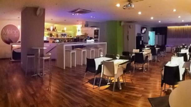 Melao Café La sala