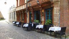 Saint-Sauveur - Restaurant - Rennes