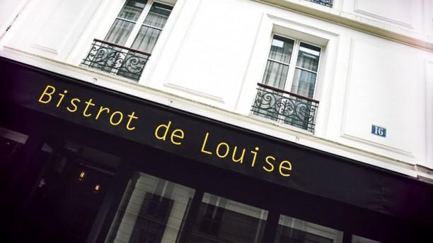 Le Bistrot de Louise devanture