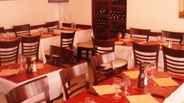 Le Bistrot le Sancerre Salle du restaurant