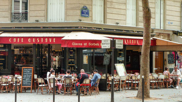 royal tour brasserie in paris restaurant reviews menu and prices thefork. Black Bedroom Furniture Sets. Home Design Ideas