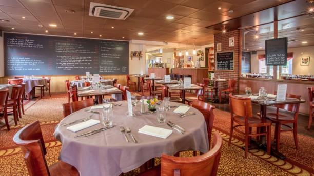 Restaurant Le Castel Salle du restaurant