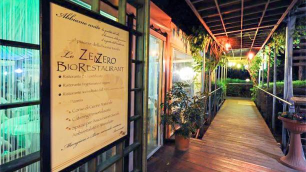 Zenzero Biorestaurant La entrata