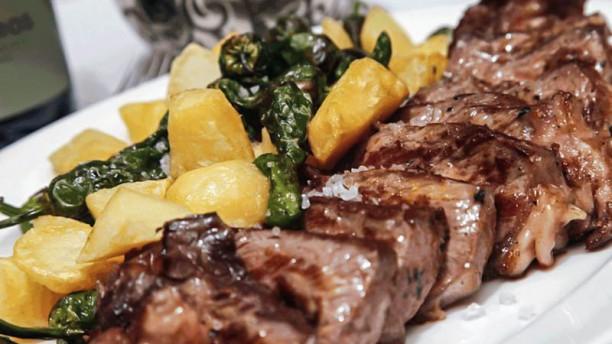 El jard n prohibido in madrid restaurant reviews menu for Cafe el jardin madrid