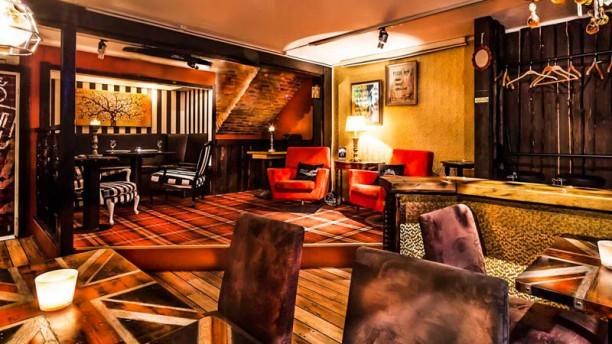 Prinsen Bar & Kök Room