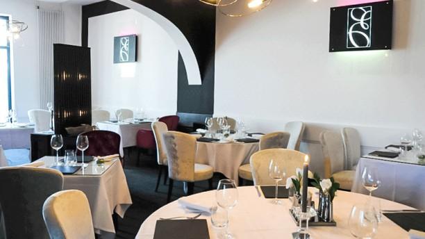 L'Envigne Salle du restaurante