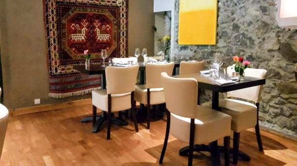 Zakhang Vue de la salle
